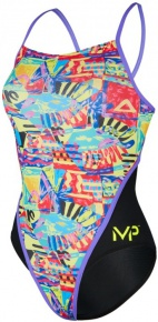 Michael Phelps Riviera Racing Back Multicolor/Black