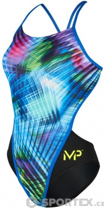 Michael Phelps Florida Open Back Multicolor/Black