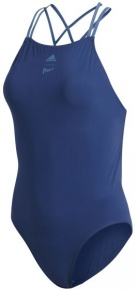 Adidas Parley Fitness Training Swimsuit Mystery Blue/Core Blue