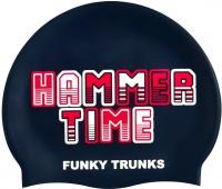 Funky Trunks Hammer Time Swimming Cap