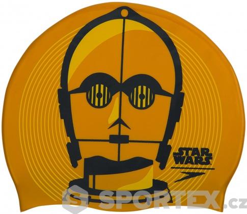 Speedo C-3PO Slogan Print Cap