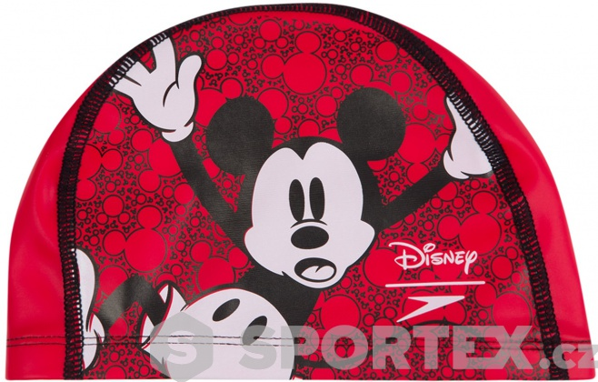 Speedo Disney Mickey Printed Junior Pace Cap