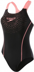Speedo Gala Logo Medalist Black/Flash