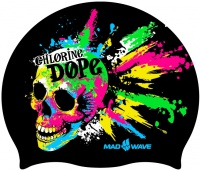 Mad Wave Chlorine Dope Swim Cap Junior