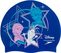 Speedo Disney Frozen Junior Slogan Cap