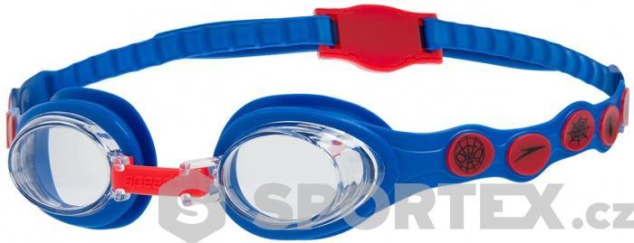 Speedo Disney Spot Spiderman Goggle Infants