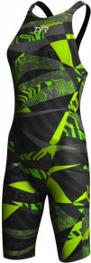Tyr Avictor Female Closed Back Black/Green