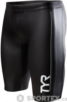 Tyr Male Hurricane Cat 1 Neo Shorts Black/Grey