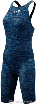 Tyr Thresher Baja Female Open Back Blue