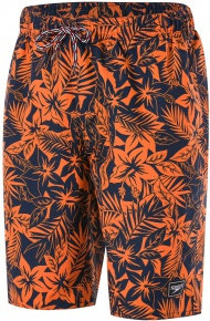 Speedo Ocean 20 Watershort Navy/Pure Orange
