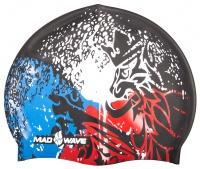 Plavecká čepička Mad Wave Czech Silicone