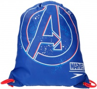 Speedo Marvel Captain America Wet Kit Bag