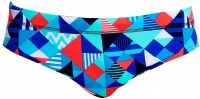 Funky Trunks Check Republic Classic Brief