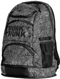 Funky Trunks Black Widow Elite Squad Backpack