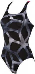 Arena Spider Swim Pro One Piece Black