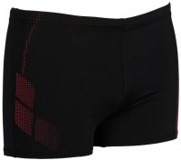 Arena Shadow Short Black/Red