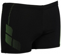 Arena Shadow Short Black/Green