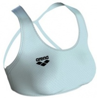 Arena Gym Bra Top Solid Frozen
