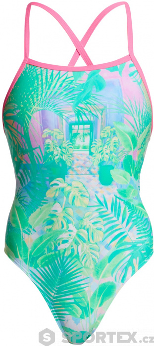 Funkita Ocean View Tie Me Tight One Piece  528b88ecc5