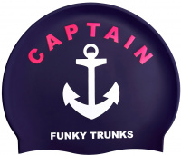 Funky Trunks Captain Funky Swimming Cap