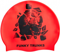 Funky Trunks Bone Head Swimming Cap