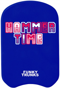 Funky Trunks Hammer Time Kickboard