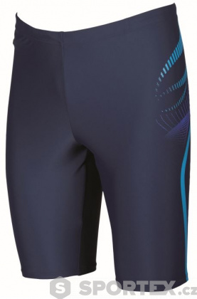 Arena Flow Jammer Navy/Turquoise