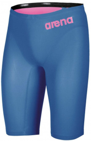 Arena Powerskin R-Evo One Jammer SL Blue/Powder Pink