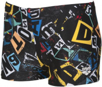 Arena Rowdy Short Junior Black/Multi