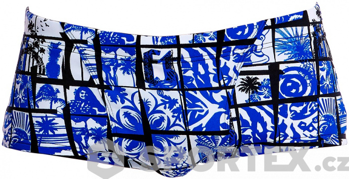 Funky Trunks Miami Reload Classic Trunks
