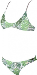 Arena Triangle Two Pieces Green/Multi