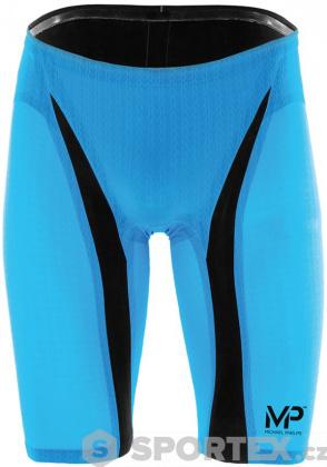 Závodní plavky Michael Phelps Xpresso modré pánské