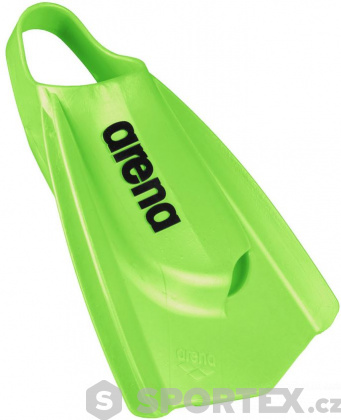 Arena Powerfin Pro Acid Lime