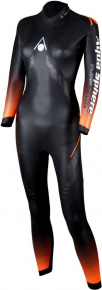 Aqua Sphere Pursuit 2.0 Women Black/Orange