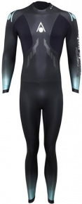 Aqua Sphere Aquaskin Fullsuit Men Black/Turquoise