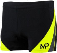 Michael Phelps Arkos Boxer Black/Bright Yellow