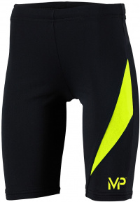 Michael Phelps Dylan Jammer Boys Black/Bright Yellow