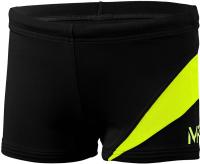 Michael Phelps Lony Boxer Boys Black/Bright Yellow
