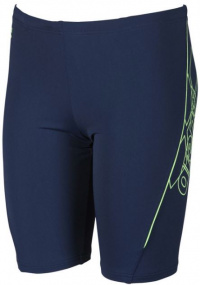 Arena Bayron Jammer Junior Navy/Shiny Green