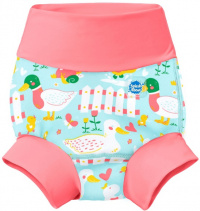 Splash About New Happy Nappy Little Ducks
