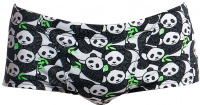 Funky Trunks Pandaddy Eco Classic Trunks