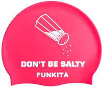 Funkita Don t Be Salty Swimming Cap