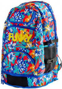 Funky Aloha From Hawaii Elite Squad Backpack