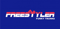 Funky Trunks Freestyler Royale Towel