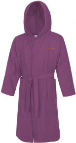 Speedo Bathrobe Microterry Diva