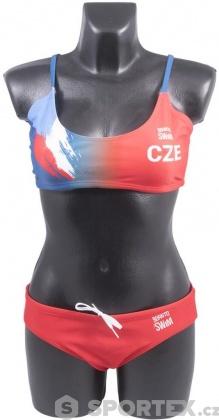 BornToSwim CZE Bikini Red