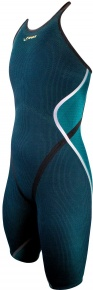 Finis Rival 2.0 Open Back Kneeskin Teal