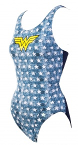 Arena Wonder Stars Swim Tech One Piece Navy/Multi