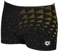 Arena One Tunnel Vision Short Black/Yellow Star