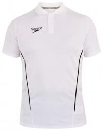 Speedo Dry Polo Shirt White